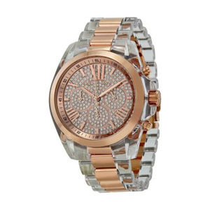 Michael Kors MK5905 Bradshaw Rose Gold Watch - NWT